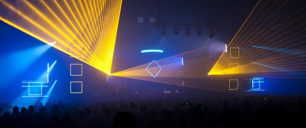 KBK Visuals - Awakenings Festival 2012 Stage X