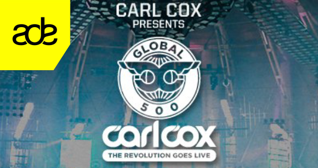 ADE 2012 - Awakenings - Carl Cox Presents Global 500