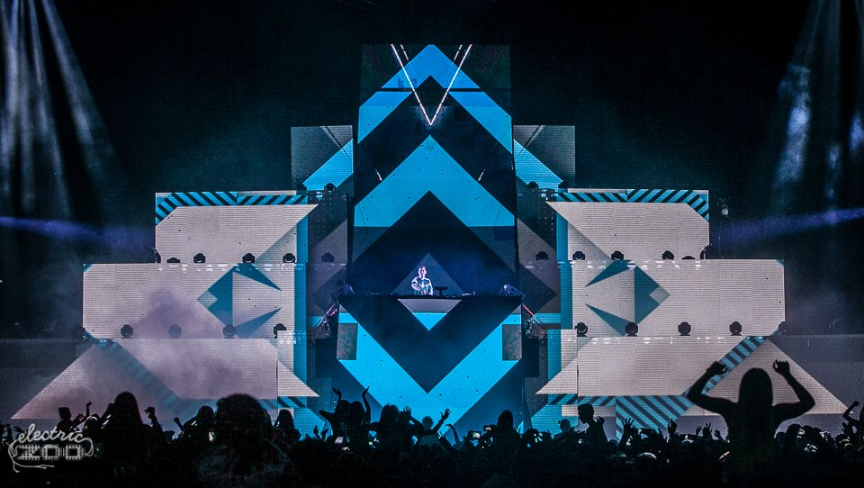 KBK Visuals - Electric Zoo with Hardwell