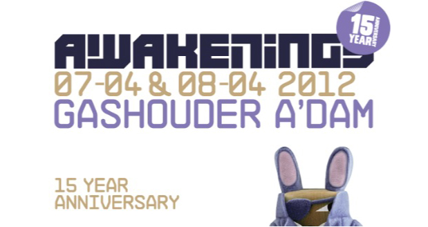 Awakenings 15 YearsAnniversary