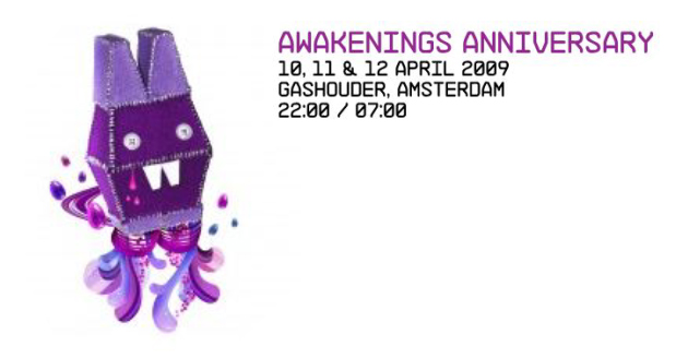 Awakenings Anniversary 2009