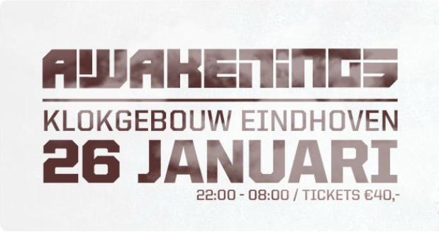 Awakenings Eindhoven 2013