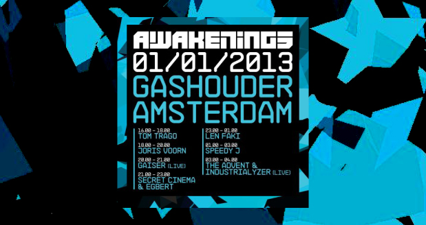 Awakenings New Years Special 2013