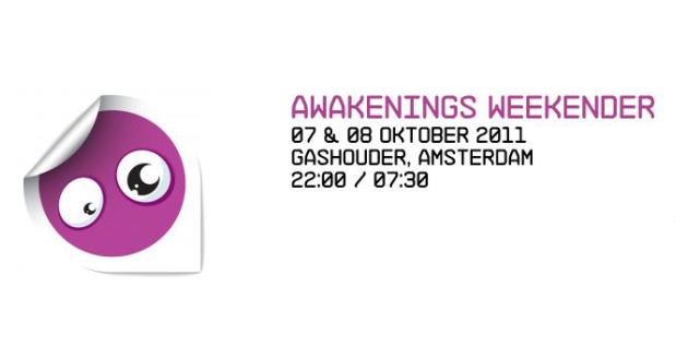 Awakenings Weekender okt 2011