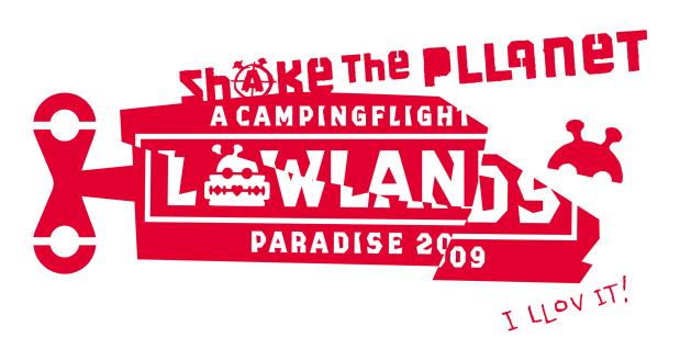 Lowlands Festival 2009