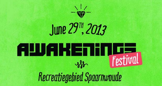 Awakenings Festival 2013