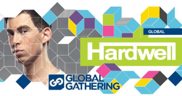 Global Gathering UK 2013