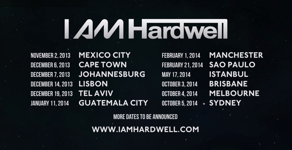 I Am Hardwell Logo I am  I Am Hardwell Logo