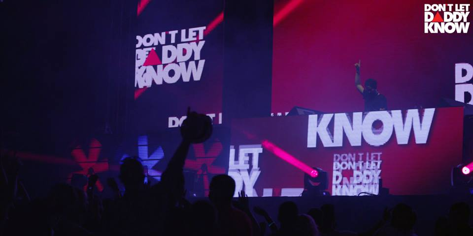 KBK Visuals at DLDK Privilige Ibiza 2013