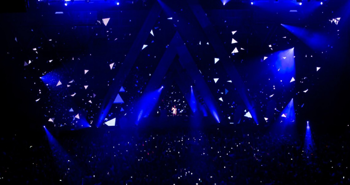 KBK Visuals - Don't Let Daddy Know Ziggo Dome Amsterdam 2014