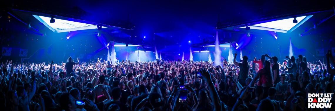 KBK Visuals - Don't Let Daddy Know Ziggo Dome 2015