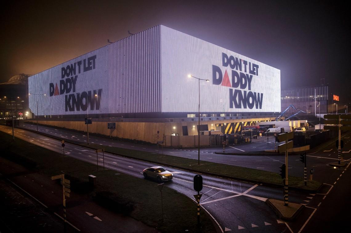 Don't Let Daddy Know Ziggo Dome Amsterdam 2014