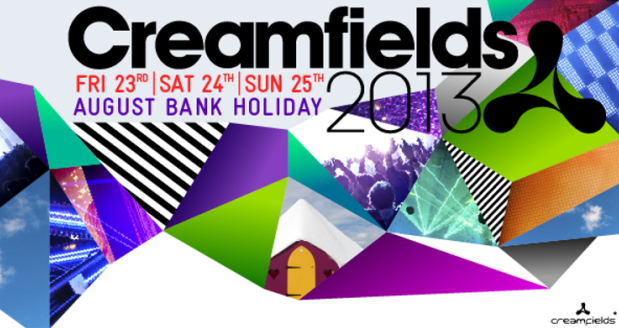 Creamfields 2013