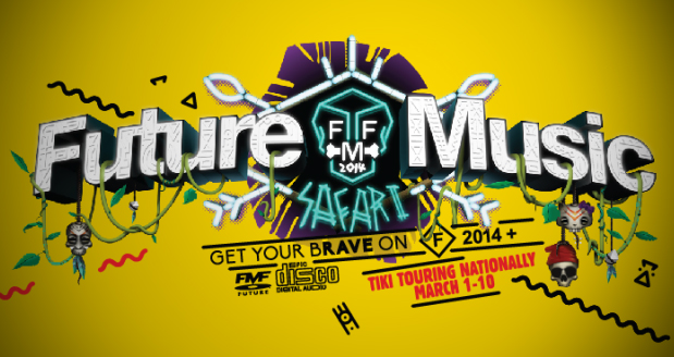 Future Music Festival Australia 2014