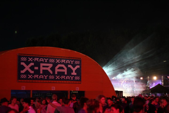 Lowlands X-RAY 2010