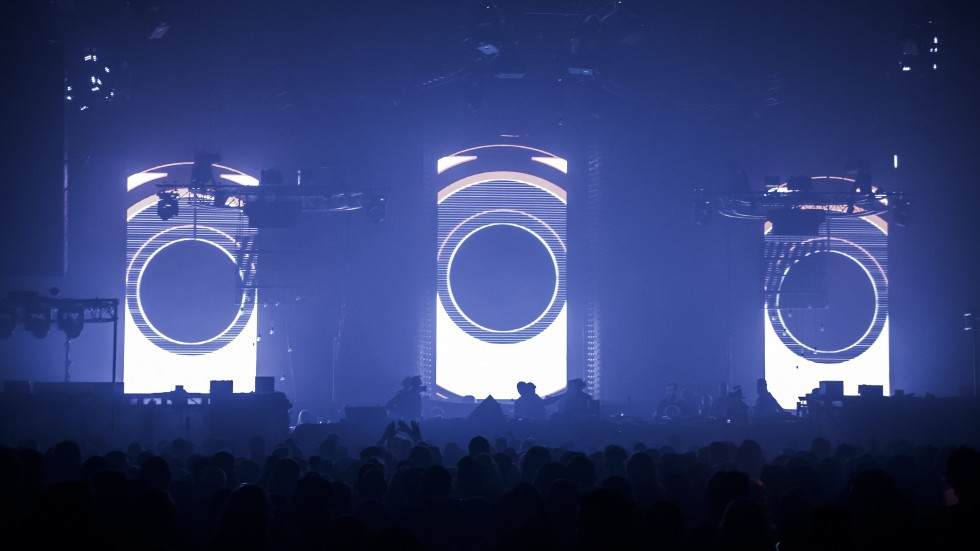 KBK Visuals at Awakenings Gashouder ADE 2013