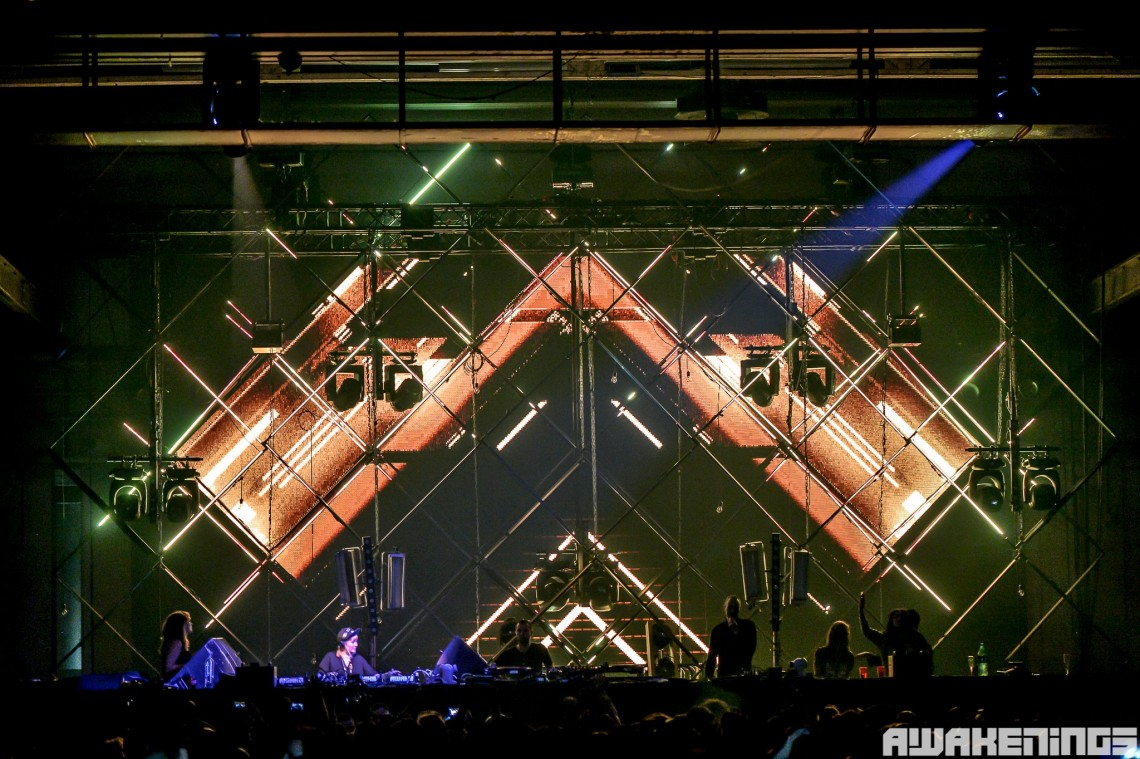 KBK Visuals at Awakenings Eindhoven
