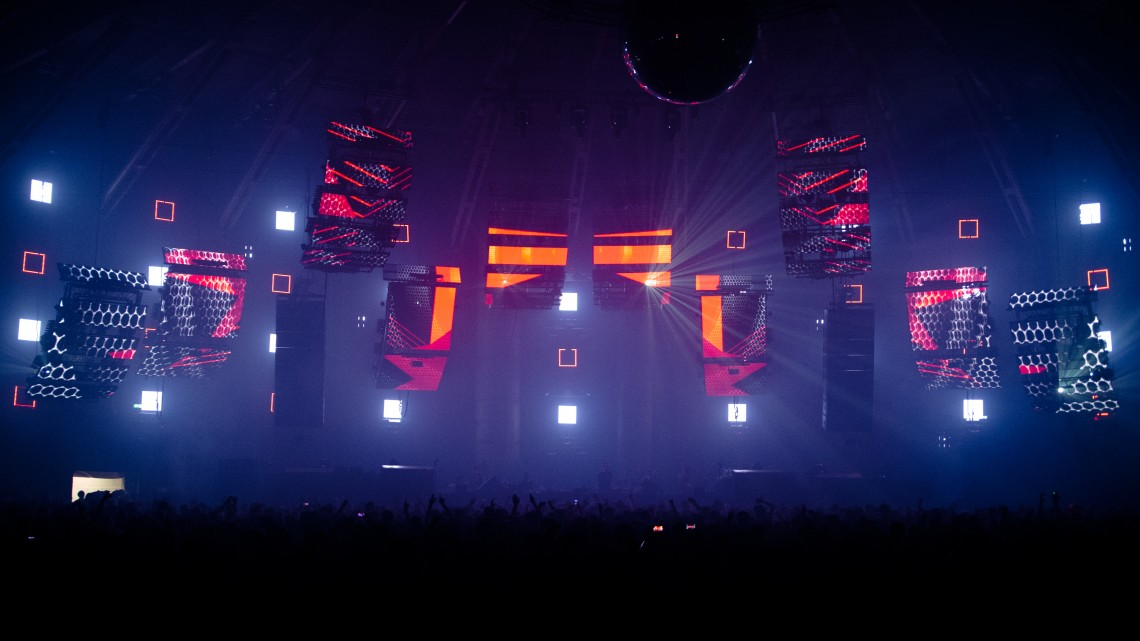 KBK Visuals at Awakenings Easter Special
