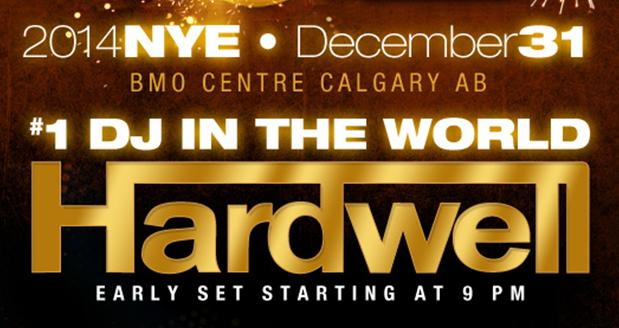 Hardwell Glitter&Gold Calgary