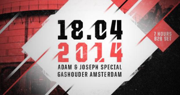 Awakenings Adam & Joseph Special 2014