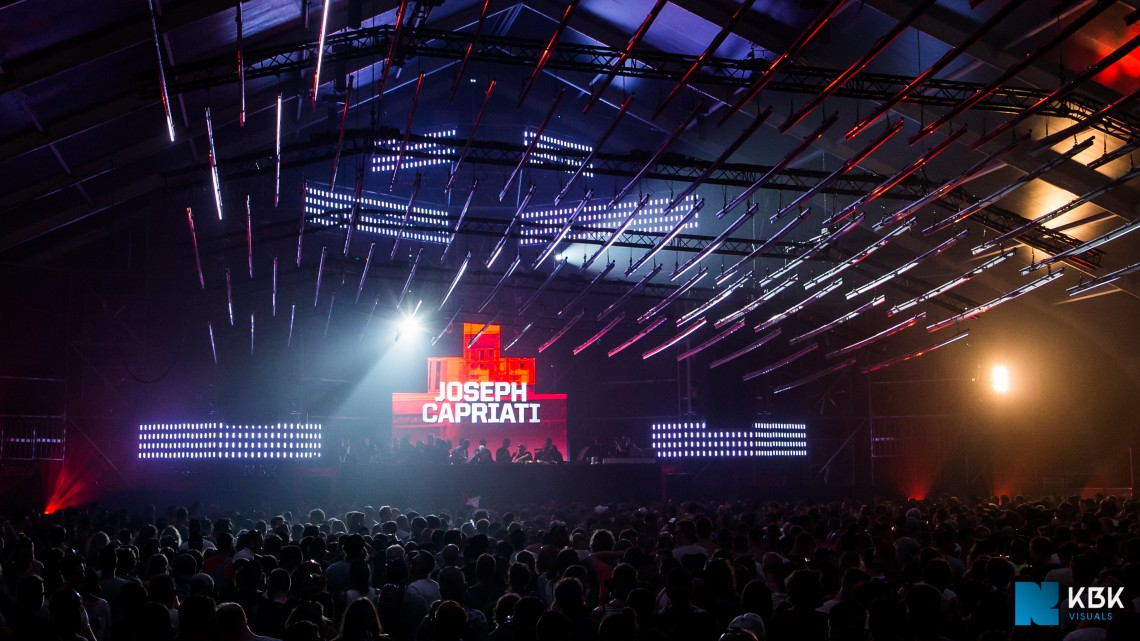 KBK Visuals - Awakenings Festival 2016