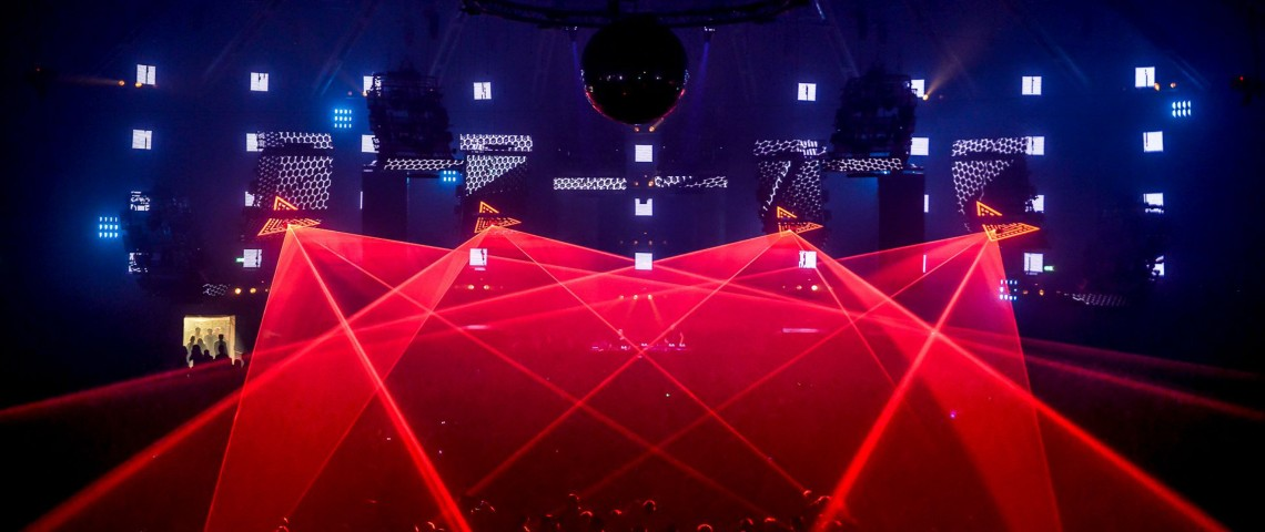 KBK Visuals - Awakenings Easter Special 2014