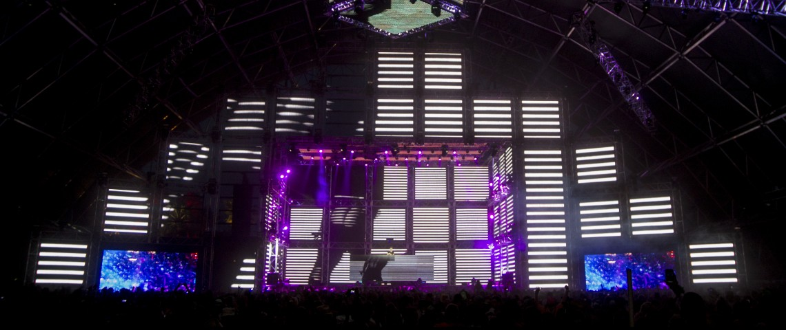 KBK Visuals - Coachella with Fedde Le Grand