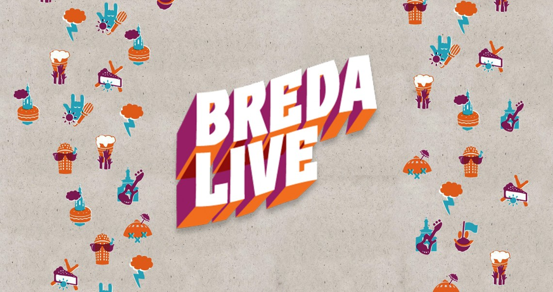 KBK Visuals at Breda Live