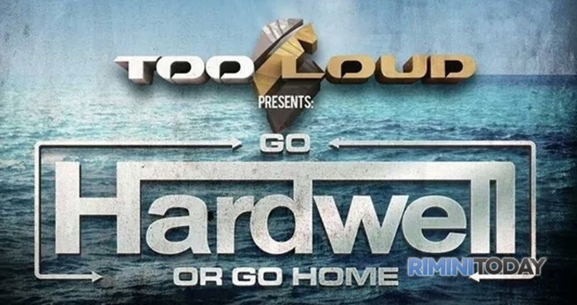 KBK Visuals at Too Loud Festival Hardwell