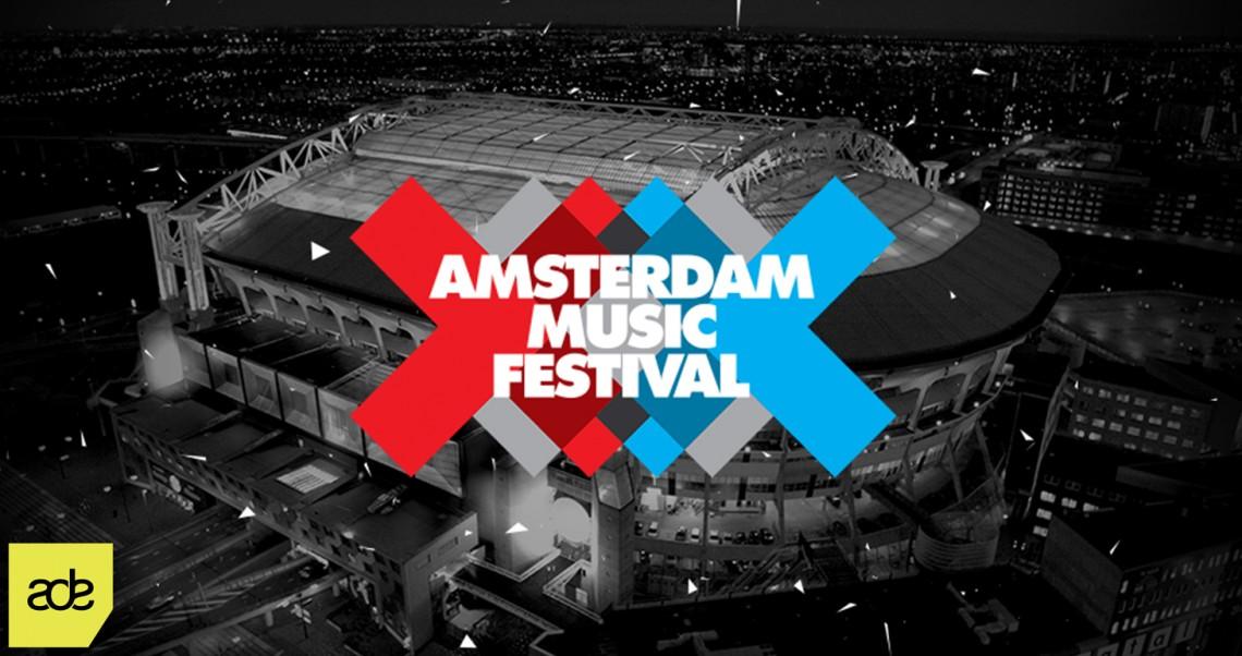 KBK Visuals at ADE Amsterdam Music Festival