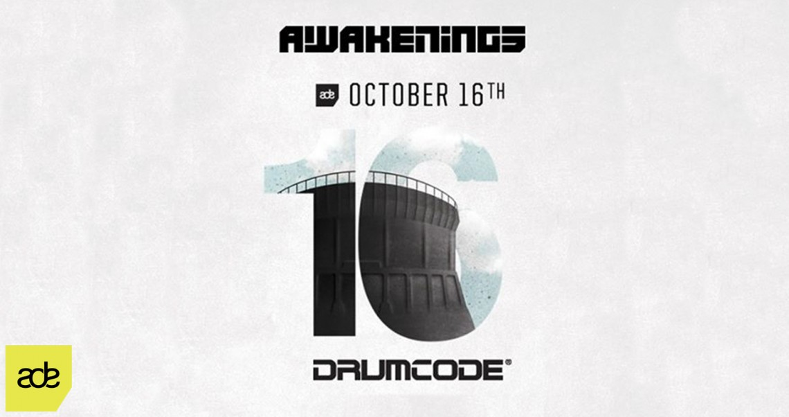 KBK Visuals at ADE Awakenings Drumcode