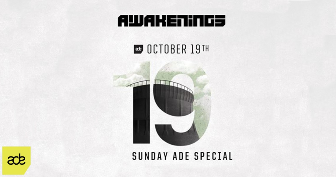 KBK Visuals at ADE Awakenings Sunday Special