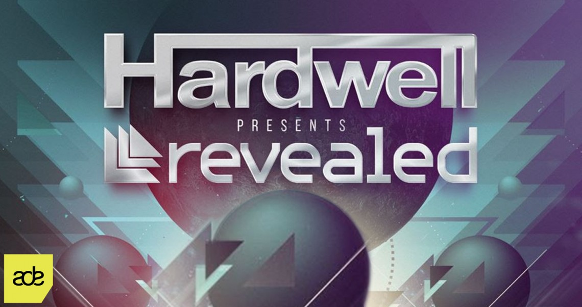 KBK Visuals at ADE Hardwell Presents Revealed