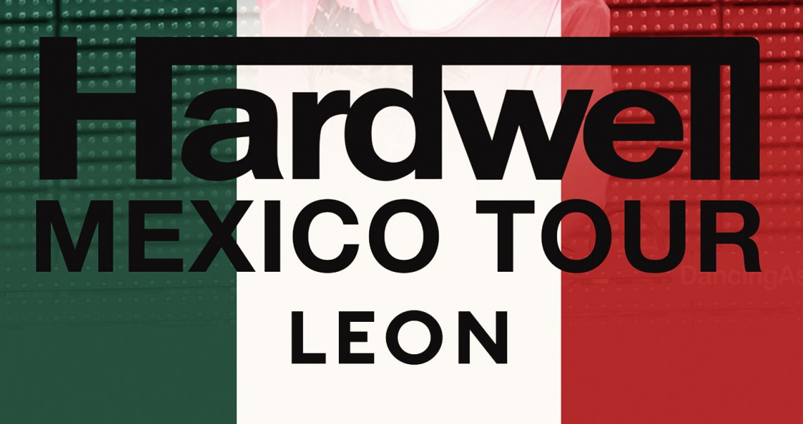 KBK Visuals with Hardwell Leon Mexico