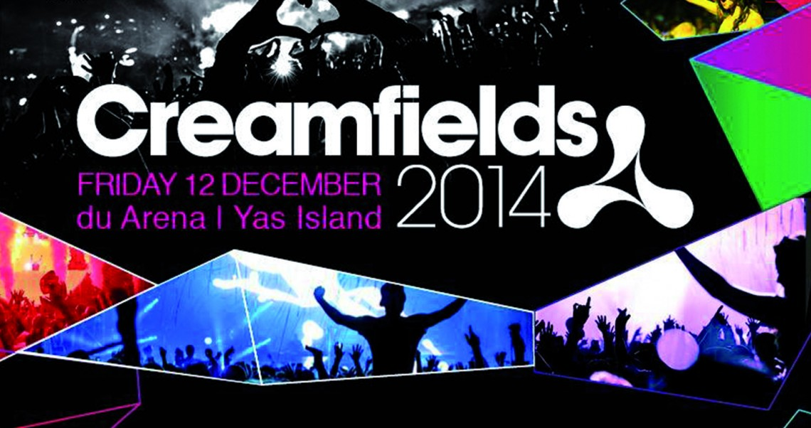 KBK Visuals at Creamfields Abu Dhabi
