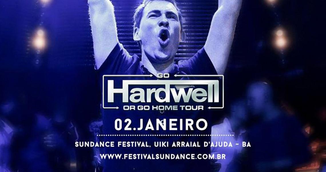 KBK Visuals at Go Hardwell or Go Home Sundance