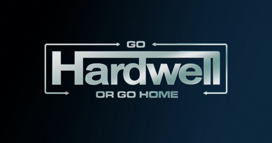 KBK Visuals at Go Hardwell or Go Home Milan