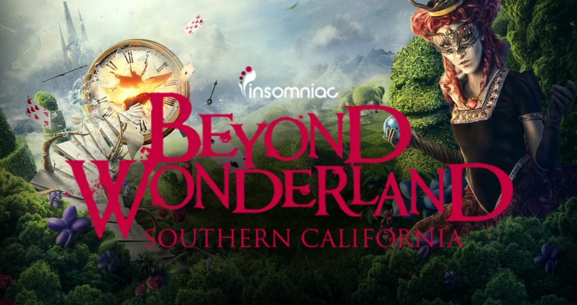 KBK Visuals at Beyond Wonderland2