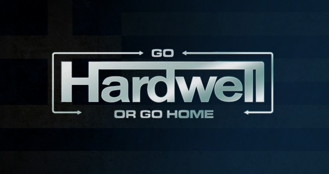 KBK Visuals at Go Hardwell or Go Home Athens