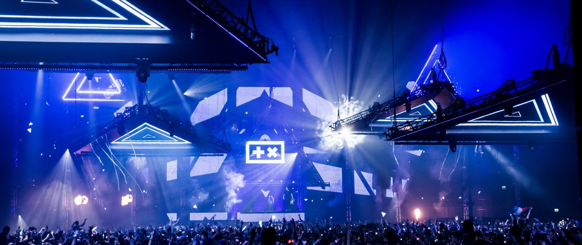 KBK Visuals - Don't Let Daddy Know Ziggo Dome 2015
