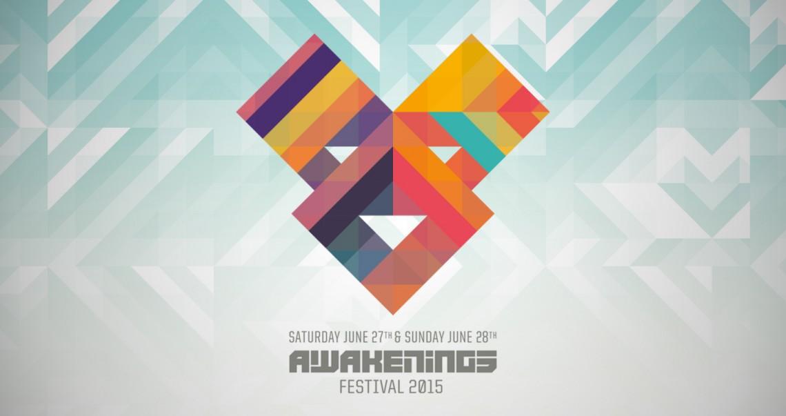 KBK Visuals at Awake Fest 2015