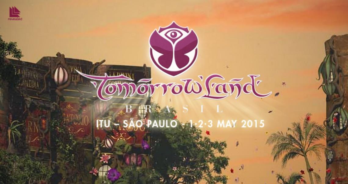 KBK Visuals at TomorrowLand Brasil2 015