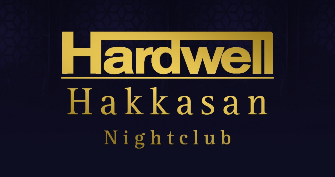 KBK Visuals at Hakkasan with Hardwell