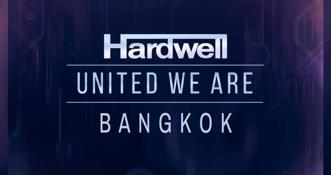 KBK Visuals at I am Hardwell United We are Bangkok