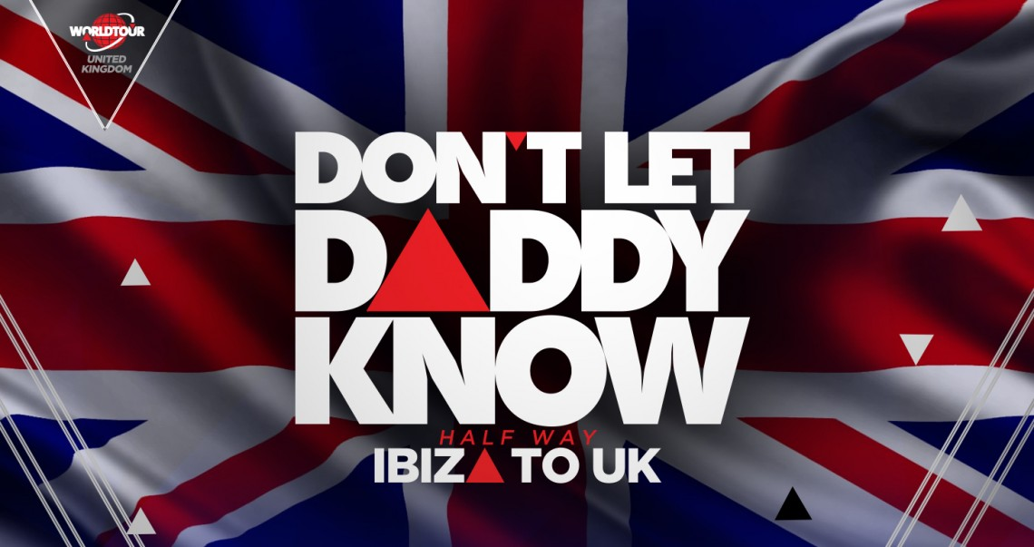 KBK Visuals at Dont Let Daddy Know UK 2015