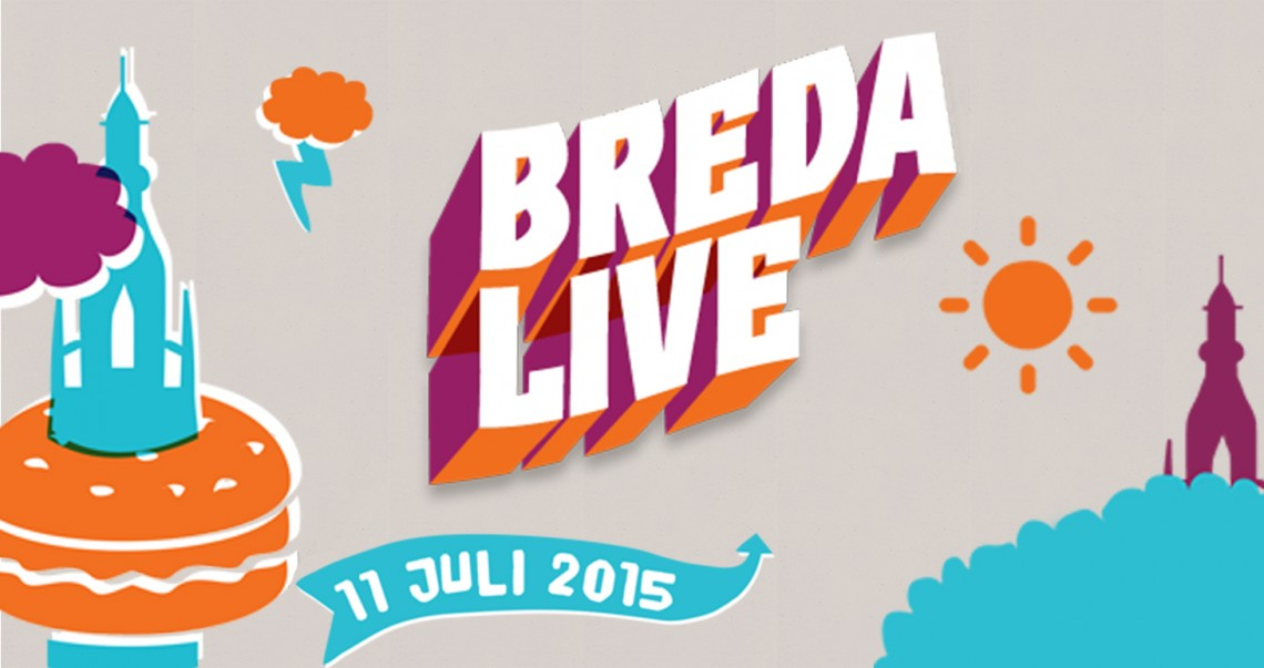KBK Visuals at Breda Live 2015