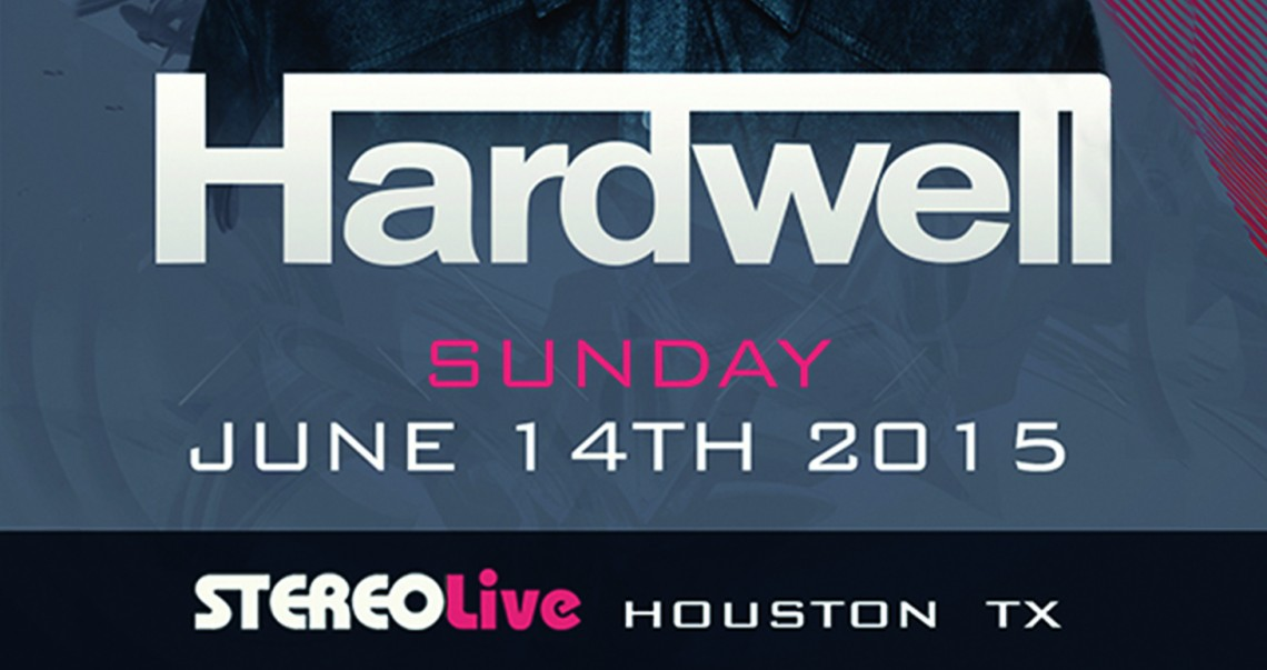 KBK Visuals at Stereo Live with Hardwell