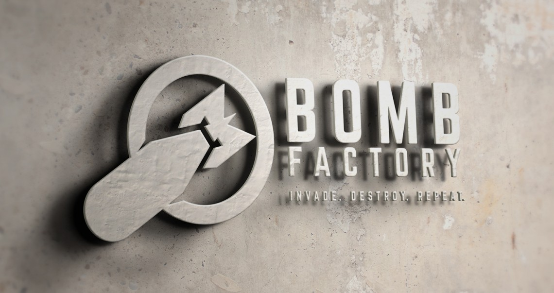 KBK Visuals at BombFactory