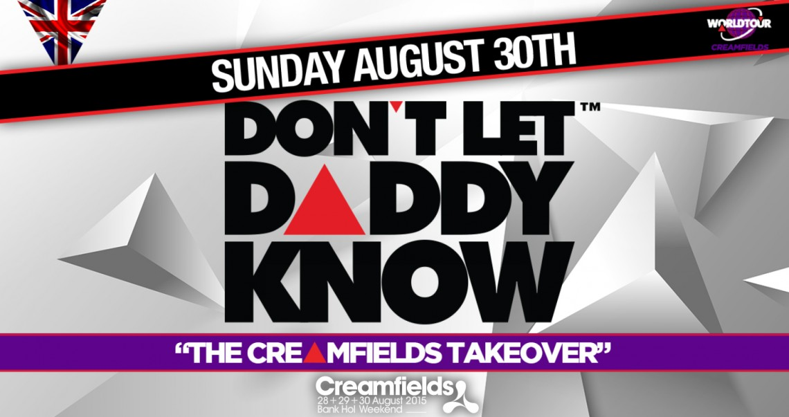 KBK Visuals at Creamfields DLDK