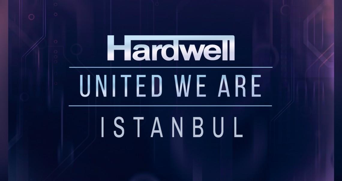 KBK Visuals at I am Hardwell United We are Istanbul